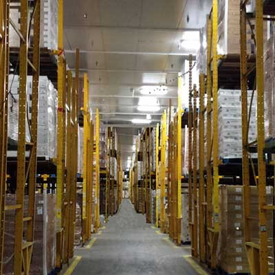 Wholesale Produce Warehousing